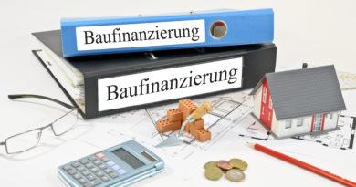 Baufinanzierungsvarianten