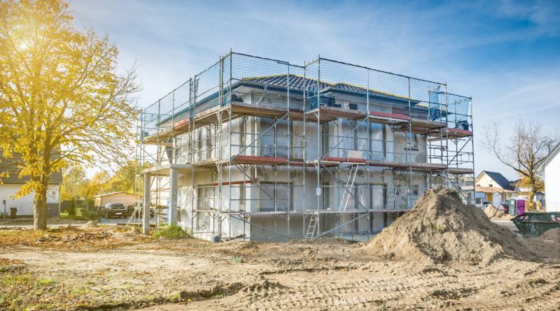 Wie viel kostet ein Neubau pro m²
